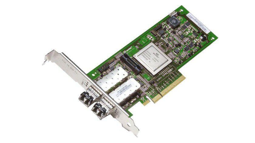 Mehr Speed: QLogics 8-Gbit/s-Fibre-Channel-HBAs der 2500er-Familie werden jetzt auch von Sun angeboten. (Quelle: QLogic)