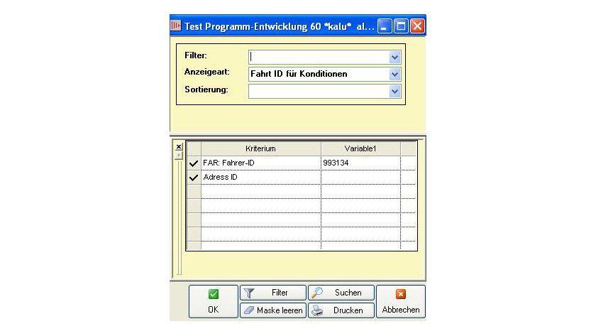 Die Logistik-Software LBASE 4.4 soll eine Entlastung der IT-Abteilung und kürzere Bearbeitungszeiten bringen. Abb.: Transflow