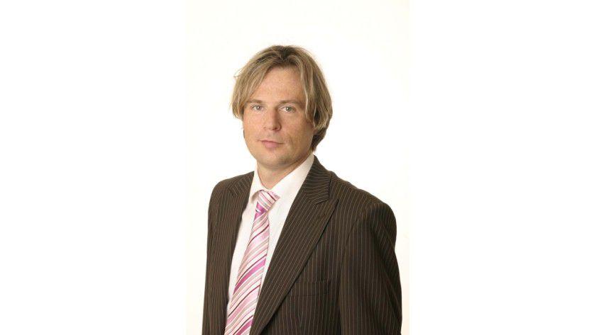 """Reiner Baumann, Ironport: """"Web-Reputationsdienste werden essenzielle Bestandteile einer Sicherheitslösung."""" (Quelle: Ironport)"""