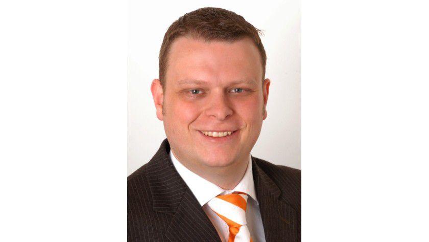 """Gert Hansen, Astaro: """"SaaS- und Cloud-Dienste lösen lokale Lösungen ab."""" (Quelle: Astaro)"""