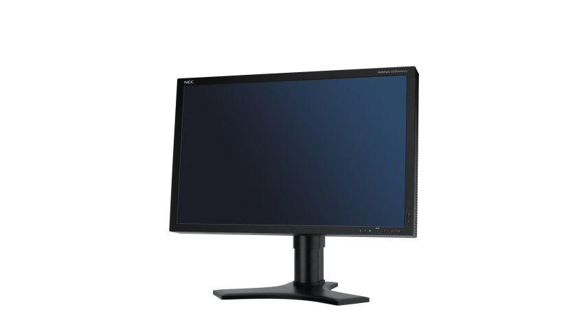 NEC MultiSync 2490WUXi: Das 24-Zoll-Display arbeitet mit 1920 x 1200 Bildpunkten. (Quelle: NEC Display Solutions)