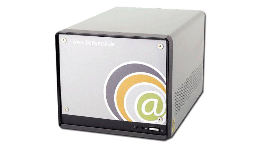 BettyMail: Archivierungslösung für den E-Mail-Verkehr von Gruppemedia. (Quelle: Gruppemedia)
