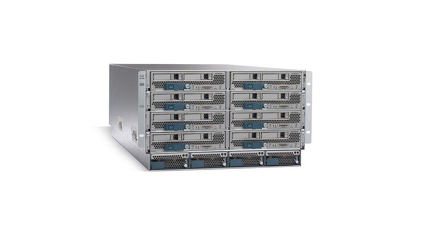 B-Series-Blade: Ein Teil der neuen Cisco-Hardware. (Quelle: Cisco)