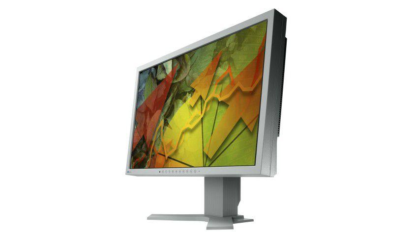 Eizo S2242W: Das 22-Zoll-Display arbeitet mit einer Auflösung von 1920 x 1200 Bildpunkten. (Quelle: Eizo)