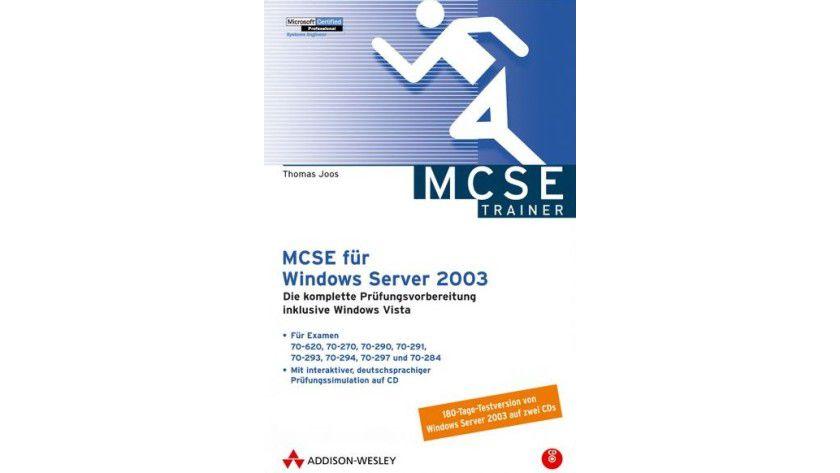 Kostenloses eBook im Wert von 69,95 Euro: MCSE für Windows Server 2003.