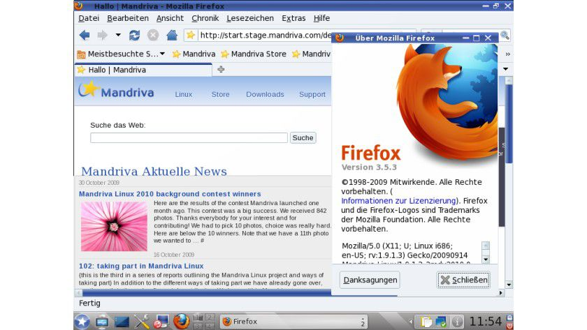 Mandriva 2010.0: Schnellere Startzeiten und Netbook-freundlich.