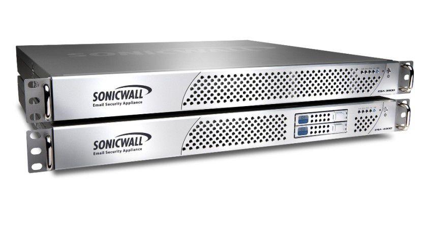 Rundumschutz: SonicWall stellt zwei neu E-Mail-Security-Appliances mit Anti-Spam-Funktionen vor. (Quelle: Sonic WALL)
