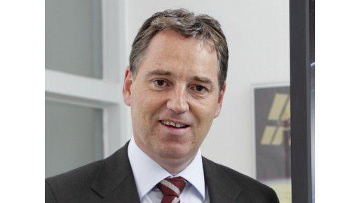 Hans-Joachim Popp, CIO beim Deutschen Zentrum für Luft- und Raumfahrt und Jury-Vorsitzender.