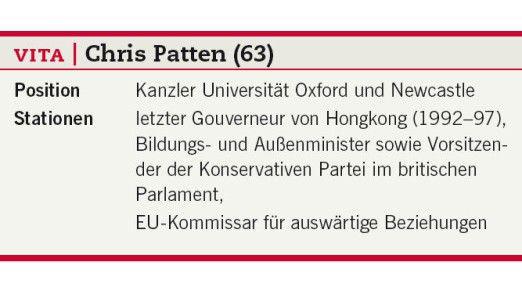 Vita Chris Patten.