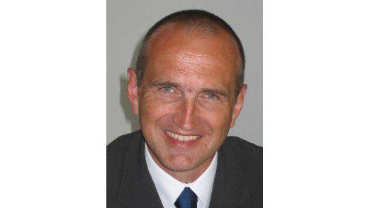 Thomas Hemmerling Böhmer ist Vorstandssprecher des mbuf und CIO der Karl Storz GmbH & Co. KG.