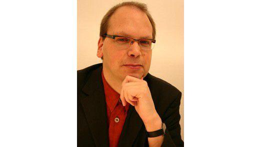 """""""Bloggen nicht um des Bloggens willen"""": Klaus Eck führt mit dem PR-Blogger ein eigenes Webtagebuch und ist Autor des Buchs """"Corporate Blogs""""."""