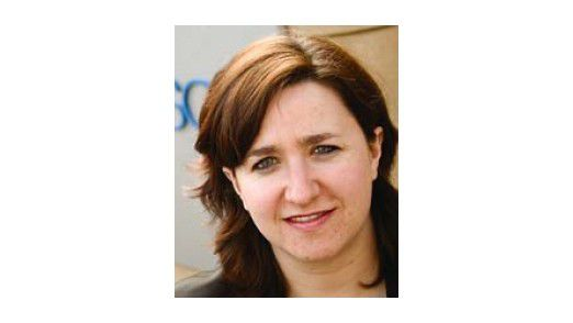 Studienleiterin Dr. Marie Puybaraud, Director Facilities Innovation bei Johnson Controls Global Workplace Solution