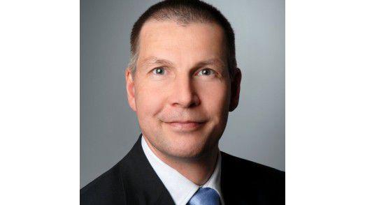 """Klaus-Dieter Schulze, Analyst bei Steria Mummert: """"Informationen werden mittlerweile in vielen Unternehmen als kritische Ressourcen eingestuft."""""""