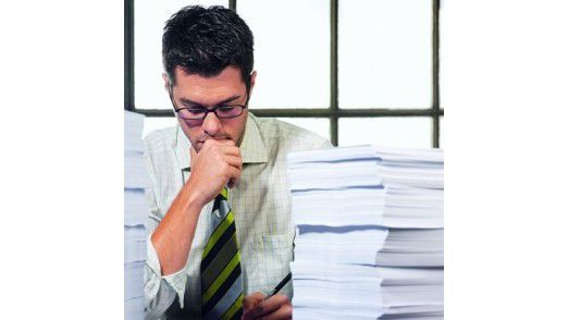 Zwei von fünf Unternehmen haben ihren IT-Etat gekürzt.
