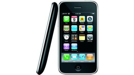 iPhone von Apple: Design und Form sind Entscheidungskriterien auch für die Anschaffung im beruflichen Umfeld.
