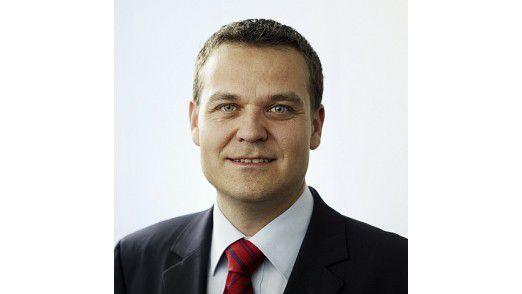 Jörg Hild, Geschäftsführer von Compass Deutschland GmbH, Wiesbaden.