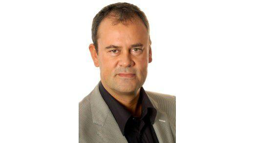 André Mindermann, Vorstandschef der OTRS AG