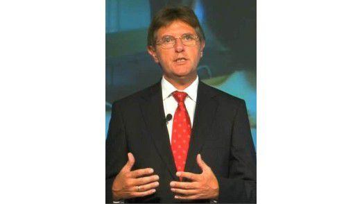 Klaus Vitt, CIO der Bundesagentur für Arbeit (BA).