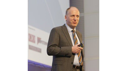 Redet Klartext auf den Hamburger IT-Strategietagen, Airbus-CIO Guus Dekkers.