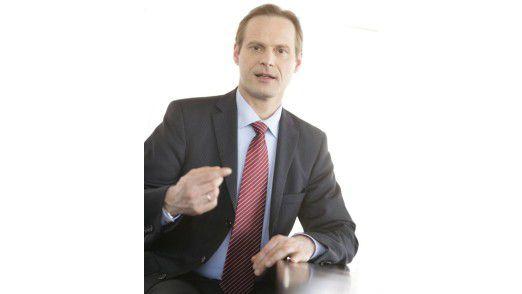 Betrieb, Kosten und Wertbeitrag: Für Jürgen Sturm, CIO von BSH, die drei Top-Themen jedes IT-Managers.