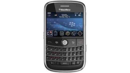 US-Präsident Barack Obama setzte sich gegen die Bedenken seiner Sicherheitsfachleute durch. Er nutzt weiter einen speziell codierten Blackberry.