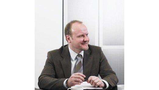 MLP-CIO Klaus Strumberger.
