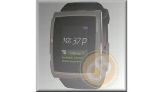 Neues Produkt von RIM: Erste Bilder von der Blackberry-Uhr