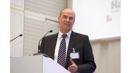 Daniel Hartert, Group CIO von Bayer, hofft auf mehr Verständnis für die Opfer von Angriffen.