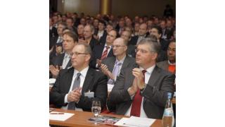 Referenten, Aussteller, Teilnehmer: Impressionen von den Hamburger IT-Strategietagen 2010