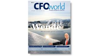 Neu auf dem Zeitschriftenmarkt: CFOworld - das Magazin für den CFO