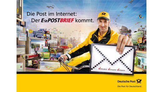 Die Deutsche Post kooperiert mit den Banken im Genossenschaftssektor.