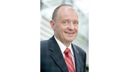 Eberhard Oehler, Geschäftsführer der Stadtwerke Ettlingen GmbH.