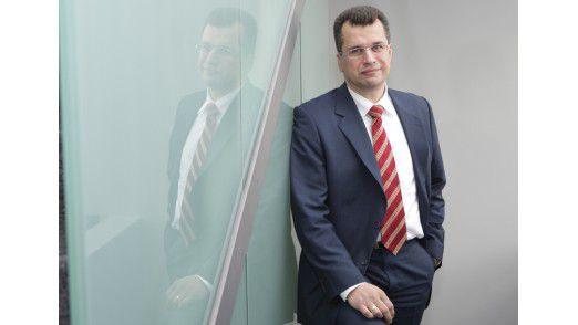 Markus Bentele, neuer CIO bei Mahle International.