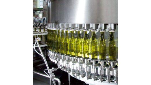Die Krones AG stellt Maschinen für die Getränke-Industrie her.