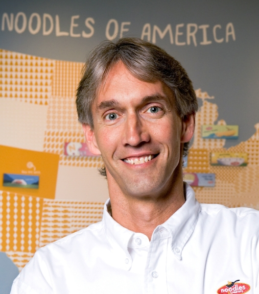 "Bild: David Lehn Noodles & Company: ""Use Them as a Catalyst for ..."