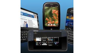 Erwartungen, Pläne, Gefahren: IT-Manager führen Mobile Apps ein - Foto: Nokia, Palm, Blackberry, Motorola