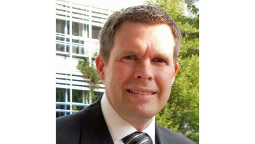 Dominik Spannheimer, ist CIO, Leiter EDV und Organisation bei Tyczka Totalgaz.