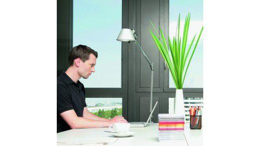 Auch wenn Schreibtischarbeiter nicht danach aussehen: Sie wollen am Hype von Smartphones und Tablet-PCs teilhaben.
