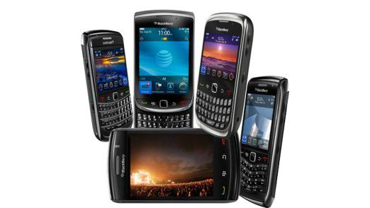 Mit Blackberry Protect kann man das Gerät zusätzlich schützen.