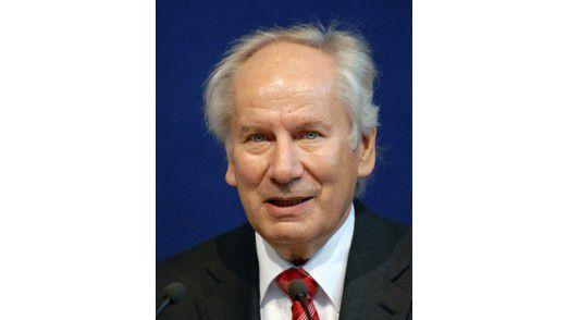 De-Mail sei ein Quantensprung, lobt Bitkom-Präsident August-Wilhelm Scheer.
