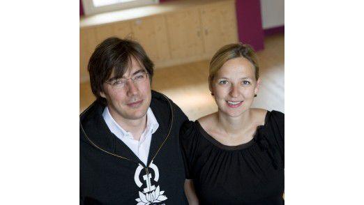 Gunda und Johannes Schwaninger, die Inhaber des Steinerwirt in Zell am See.