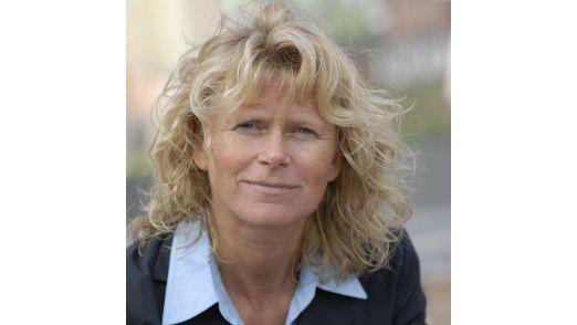 Gudrun Happich arbeitet seit 16 Jahren als Coach.