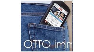 Amazon, Otto und Apple vorn: 52 Minuten pro Monat im Online-Shop - Foto: Otto