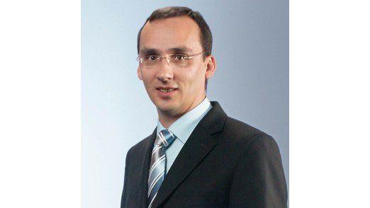 """Michael Schmelmer CIO, Infineon: """"Es war nicht von vornherein entschieden, dass wir das Modell auch einführen."""""""