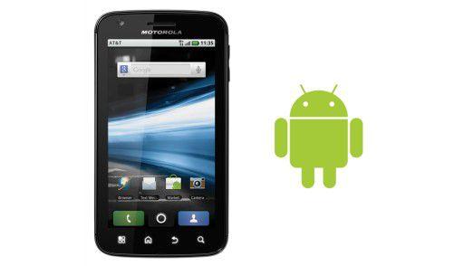 Wer ein Android Smartphone wie zum Beispiel das Motorola Atrix 4G besitzt, hat mit der richtigen App auch somit gleich eine ganze Taschenlampe zur Hand.