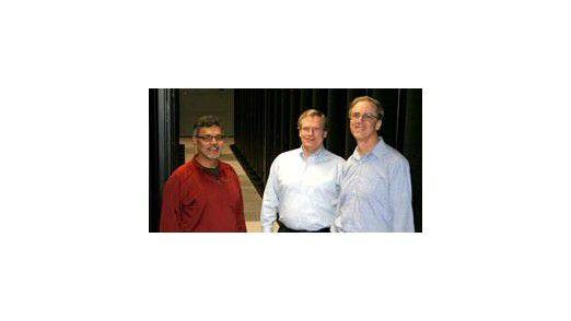 Die drei Studienatuoren Roger Bohn, James E. Short und Chaitanya K. Baru Global Information Industry Center der University of California.