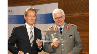 Bundeswehr bekommt Innovationspreis: IT-Projekt Herkules ausgezeichnet - Foto: BWI