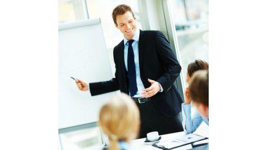 45 Prozent der Befragten glauben, sie selbst könnten den Job ihres Chefs besser machen.
