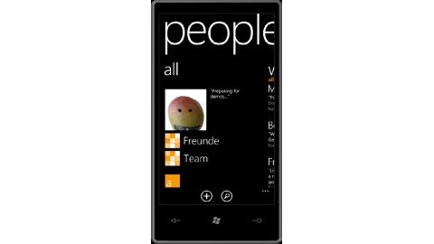 Windows Phone 7 Mango - Foto: Microsoft