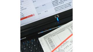 """Farbdrucksysteme: First Data druckt Auszüge """"on demand"""" mit Ricoh - Foto: Alterfalter - Fotolia.com"""
